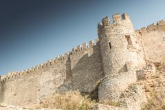 An Ancient Fortress Of The 17th Century Royalty Free Stock Photos