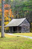 An Old Homestead In Cades Cove In Smoky Mountain National Park Royalty Free Stock Photo