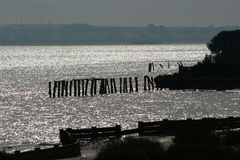 ana делает seascape Стоковое Изображение RF