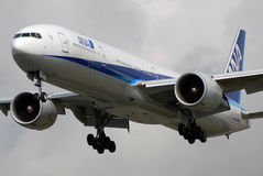 ANA - All Nippon Airways Photographie stock