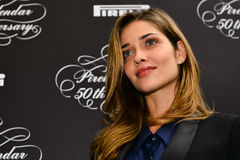 Ana Beatriz Barros Royalty Free Stock Photography