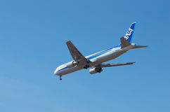 ANA Boeing 767-300 Stock Photography