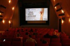 ` Ana, ` do caso amoroso de segunda-feira - premier de filme em Bucareste foto de stock