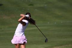 Ana Fernandez Mesa, Andalucia Golf Open, Marbella Stock Image