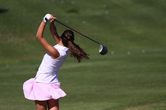 Ana Fernandez Mesa, Andalucia Golf Open, Marbella Royalty Free Stock Photo