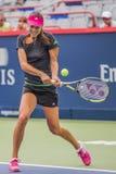 Ana Ivanovic, επαγγελματικός τενίστας Στοκ φωτογραφία με δικαίωμα ελεύθερης χρήσης