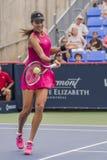 Ana Ivanovic, επαγγελματικός τενίστας Στοκ εικόνα με δικαίωμα ελεύθερης χρήσης