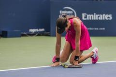 Ana Ivanovic, επαγγελματικός τενίστας στοκ φωτογραφίες με δικαίωμα ελεύθερης χρήσης