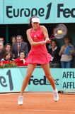 Ana Ivanovic champion of Roland Garros 2008 (71) Royalty Free Stock Images
