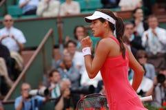Ana Ivanovic champion of Roland Garros 2008 (74) Stock Images