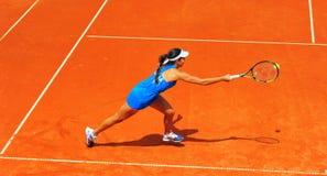 Ana Ivanovic gracz w tenisa Obrazy Royalty Free