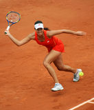 Ana IVANOVIC (SRB) at Roland Garros 2010 Stock Photos