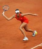 Ana IVANOVIC (SRB) at Roland Garros 2010 Stock Photos