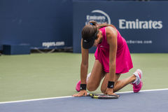 Ana Ivanovic, Tennisprofi Lizenzfreie Stockfotos