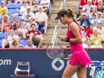 Ana Ivanovic yrkesmässig tennisspelare Royaltyfri Fotografi