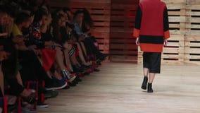 Ana Marija Ricov pokaz mody zbiory wideo