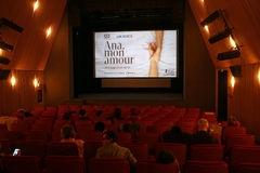 `Ana, Mon Amour` - Film Premiere in Bucharest Stock Photo