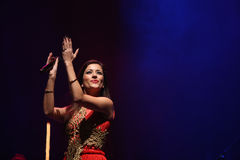 Ana Moura Concert Stock Photos