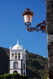 Ana van Iglesia matriz DE santa stock foto