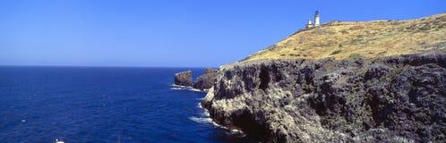 Anacapa Insel stockbild