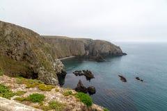 Anacapa Insel lizenzfreies stockfoto