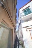 Anacappri street, Italy. Royalty Free Stock Photos
