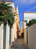 Anacapri Alleyway Royalty Free Stock Image