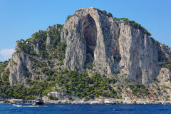 Anacapri, Capri island, Mediterranean Sea, Italy Stock Photo