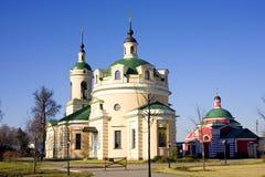 Anacin the Boris and Gleb monastery Royalty Free Stock Image