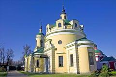 Anacin the Boris and Gleb monastery Royalty Free Stock Images