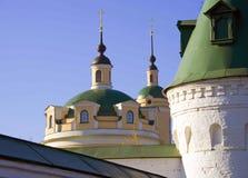 Anacin the Boris and Gleb monastery Royalty Free Stock Photography