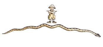 Anaconda Royalty Free Stock Image