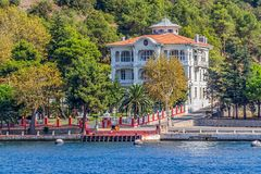 Anadolu Kavagi royaltyfria foton