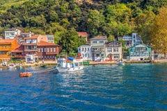Anadolu Kavagi by fotografering för bildbyråer