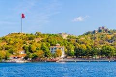 Anadolu Kavagi Royaltyfri Bild