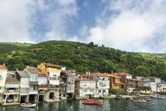 Anadolu Kavagi, Estambul, Turquía Fotos de archivo libres de regalías
