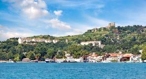 Anadolu Kavagi, Istanbul. Anadolu Kavagi resort in Istanbul, Turkey Stock Photo