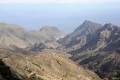 anaga góry Spain Tenerife Obrazy Stock