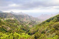 Anaga landscape Royalty Free Stock Photography