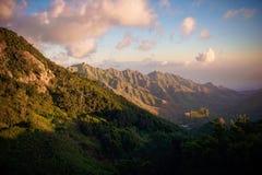 Anaga mountains Royalty Free Stock Image