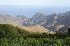 Anaga Mountains, Tenerife Spain Royalty Free Stock Photo