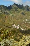 Anaga mountains Stock Photos