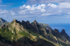 Anaga National Park. Stock Photography