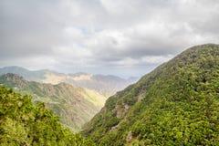 Anaga park narodowy Zdjęcia Royalty Free