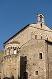 Anagni  (Lazio, Italy) - Medieval cathedral Royalty Free Stock Photo