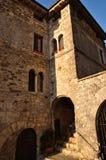 Italian destination, Anagni, Lazio region Stock Images