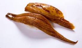Anago (烤看见鳗鱼)寿司 库存照片