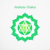 Anahata chakra Royalty Free Stock Photography