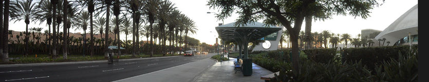 Anaheim Californië Royalty-vrije Stock Foto's