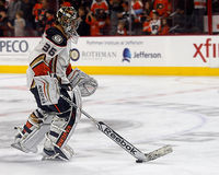 Anaheim Ducks Goaltender John Gibson Royalty Free Stock Photography